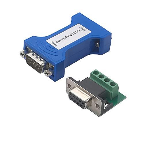 DSD TECH SH-B13 Adaptador Serie RS232 a RS485 con Placa de terminales