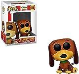 HJB ¡Popular! Vinilo de Perro Slinky Coleccionable de Toy Story 4 Exquisita Caja de Juguetes