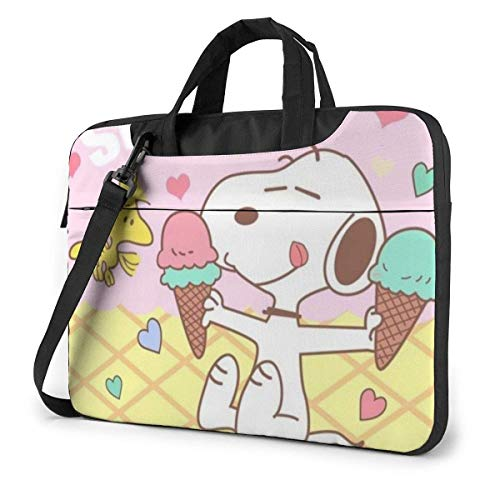 15.6″ Business Travel SNO-opy with Ice Laptop Notebook PC Briefcase Shoulder Messenger Bag Case Sleeve