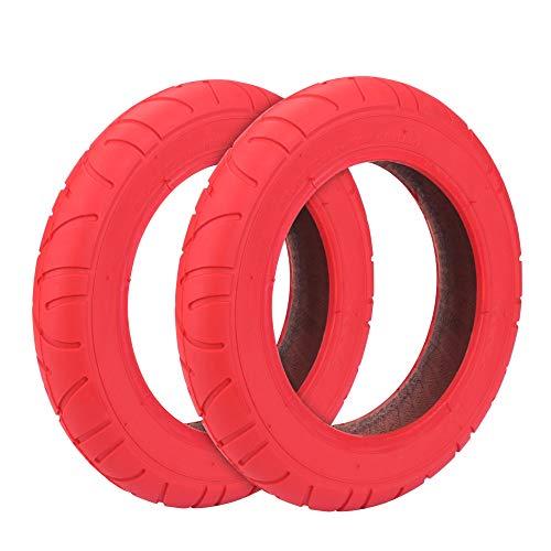 Winbang Roller-Reifen, 10-Zoll-Außenschlauch-Anti-Rutsch-Balancing-Hoverboard-Reifen für den Elektroroller Xiaomi M365 (2pcs)
