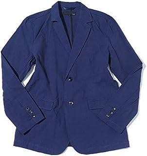 MENZ-STYLE (メンズスタイル) ビジカジ シアサッカーテーラードジャケット Biz