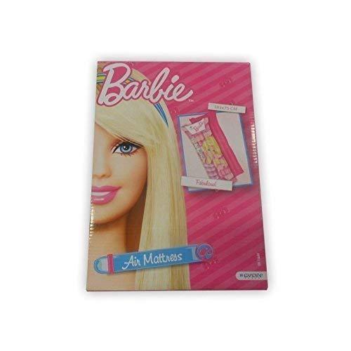 Lively Moments Schwimmmatratze / Badematratze / Luftmatratze mit Barbie in Sommerlaune