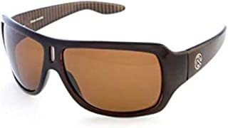 Filtrate Eyewear ZEPHYR Sunglasses- Chocolate Cell with Brown Polarized Lenses 01