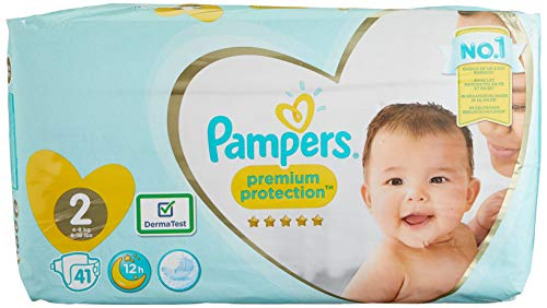 Pampers Premium Protection Couche