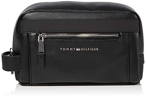 TH METRO WASHBAGHombreMonederosNegro (Black) 10x15.5x24.5 centimeters (B x H x T)