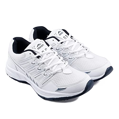 ASIAN Wonder-11 Running Shoes,Training Shoes,Gym Shoes,Sports Shoes for Men…