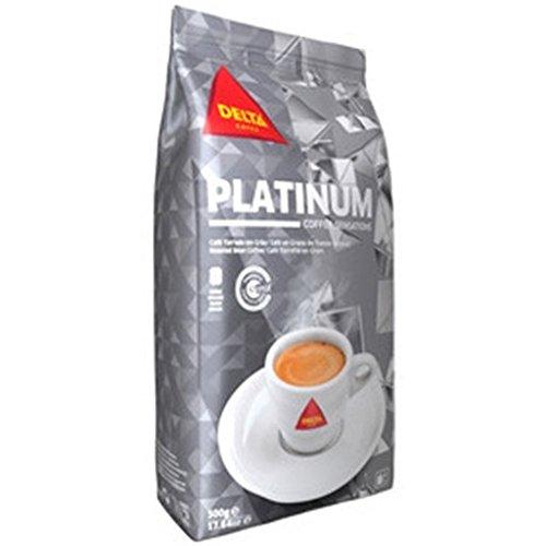 Deliciosos Granos de Café Portugués Platino - Delta (500g)