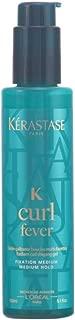 Kerastase Curl Fever Radiant Curl Shaping Gel for Unisex, Medium, 5.1 Ounce