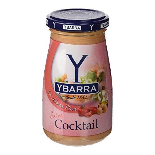 Ybarra La Clásica Rosa Salsa Cocktail, 225ml