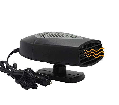 Portable Car Heater,Auto Heater Fan,Car Defogger,Ferryone...