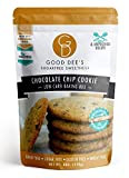 Good Dee's Chocolate Chip Cookie Mix – Low carb, Keto friendly, Sugar free, Gluten free, Grain...
