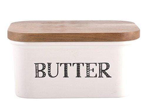 Creative TopsBacken Stir It Up Butterdose, 15 x 11 x 7,5 cm (6 x 4 x 3 )