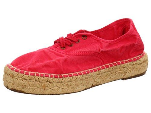 Natural World 687E 601 - Zapatillas de tela para mujer, color, talla 41