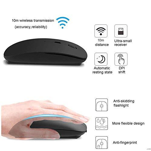 EasyULT Wireless-Mouse-Black-CA