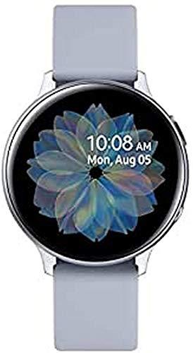 Samsung Galaxy Watch Active 2 SM-R820NZSASEB Aluminium 44mm Silber