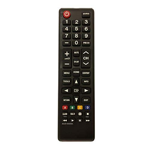 Telecomando Sostitutivo TV per Samsung UE40J5100 televisione