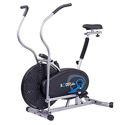 Body Rider Upright Exercise Fan Bike BRF750