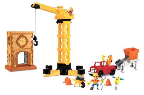 Manny et ses Outils - P9831 - Accessoire Figurine - Coffret - Construction