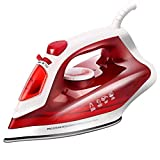 Lzour Portable Fabric Steamer-Powerful, Fast-Heating Garment Steamer with Ergonomic Hand Design-Permanent high-Pressure Steam Up to 45 G/min-Ideal for Home and Travel 2000W