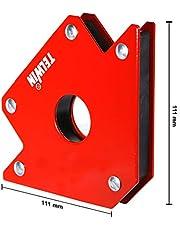Telwin 802583 Posizionatore Magnetico per Saldature, 0.1 V, Rosso, 23 kg max
