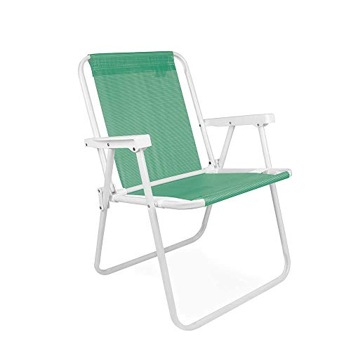 Mor 002287 - Cadeira Alta, Verde (Anis)