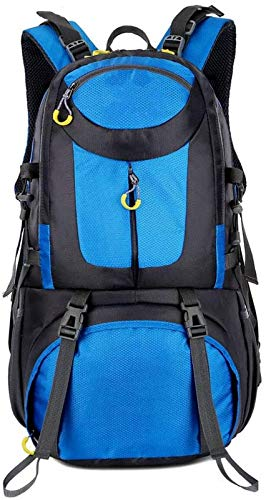 GAOFQ 60-Liter Camping Hiking Backpack, Backpack Waterproof Travel Backpack, Enough Storage Space for Outdoor Equipment, Suitable for Cycling, Hiking, Running, Skiing