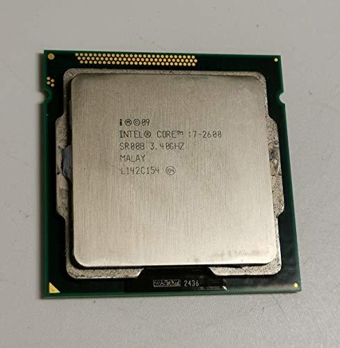Intel Core i7-2600 CPU.