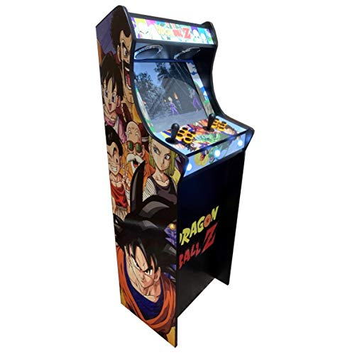 "www.futbolinesalicante.es Maquina RECREATIVA Arcade ""150cm"""