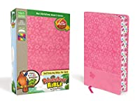NIRV Adventure Bible for Early Readers: New International Reader's Version, Hot Pink, Italian Duo-Tone
