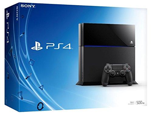 Sony Playstation®4, 500GB, schwarz