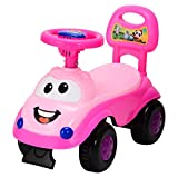 Goyal's Kids Magic Ride on Push Car Rider with Musical Horn, 1-3 Years