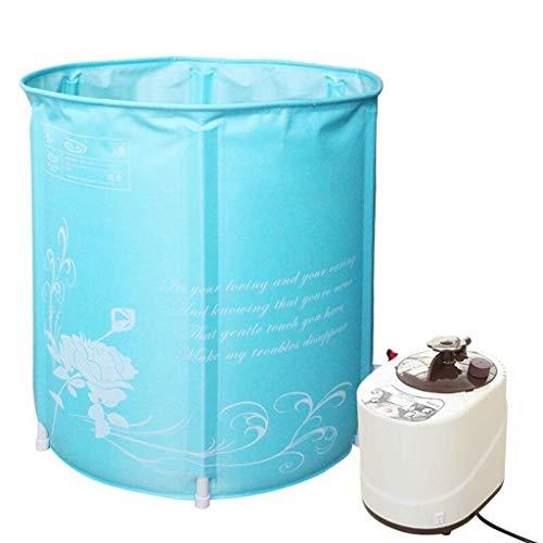 Productos para el hogar Cama plegable Almacenamiento fácil Sauna de vapor portátil Spa Cuerpo completo Adelgazamiento Pérdida de peso Terapia de desintoxicación Sala de sauna Fragancia Medicina Caj