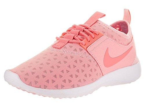Nike - Sneaker Juvenate da donna, colore: Melone/Trasparente/Bianco, 5 B US