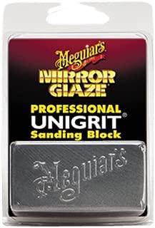 Best meguiars unigrit sanding block Reviews