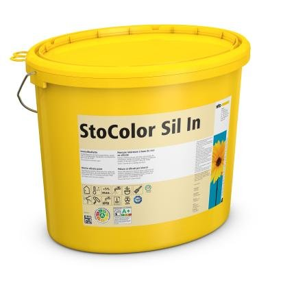 StoColor Sil In weiß 15 LTR