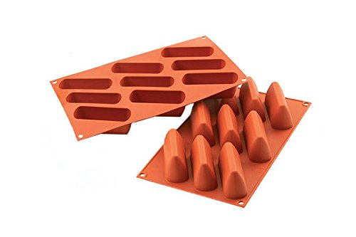 Unbekannt SF126 - STAMPO in Silicone N.9 GIANDUIOTTO 93X31 H42 mm Terracotta