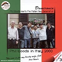 Dameronia by Phil Woods Meets Italian N.Generat.