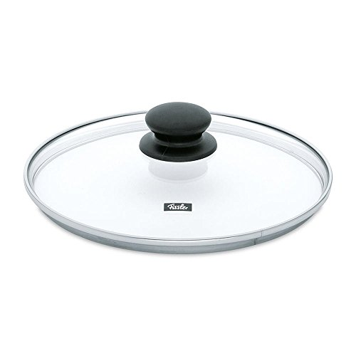 Fissler Blue Point and Glass Lid, 18 CM