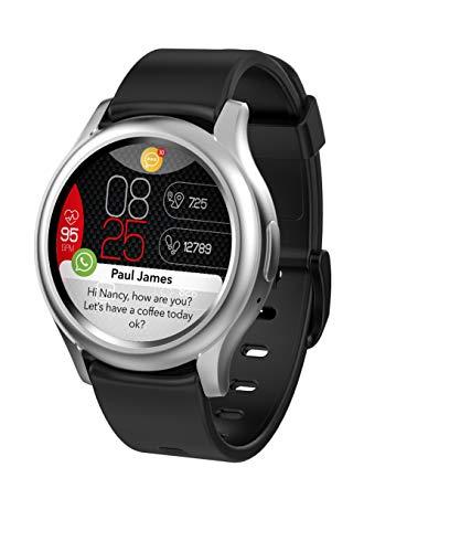MyKronoz Unisex Erwachsene Smart Watch Armbanduhr 7640158014653