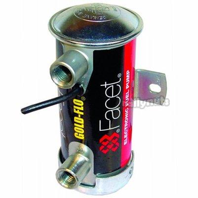 1x Facet 480532 Red Top Zylinderform Benzinpumpe (RTW506)
