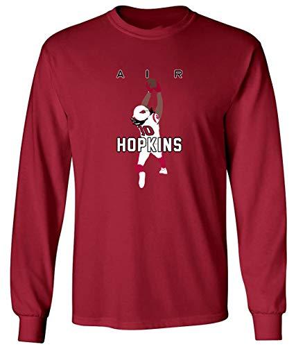 Long Sleeve RED Arizona Air Hopkins T-Shirt Adult