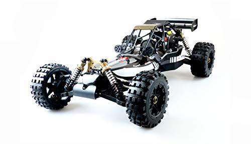 Amewi 22414 Pitbull X Evolution 2WD Desert Buggy 27ccm CY, 1:5, RTR