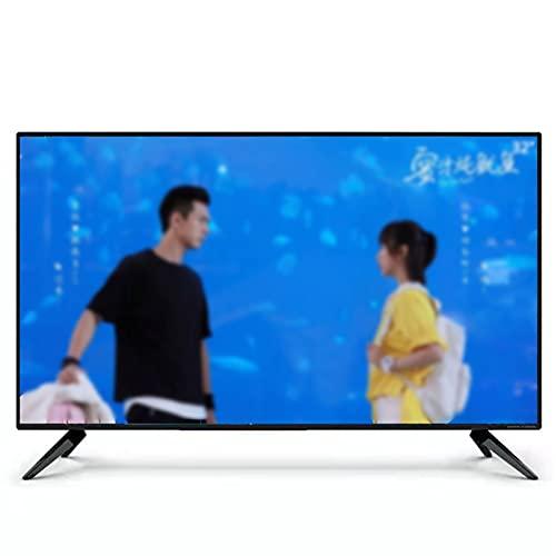 QIMO Televisor LED HD Ready con Sintonizador HDTV Integrado, Full HD, Control Remoto Inalámbrico De Función Dual, Smart LED HD TV - Televisor De Pantalla Plana HDMI Incorporado, USB