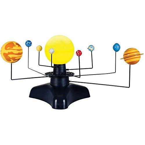 Educational Insights GeoSafari Motorized Solar System, Rotating Solar...