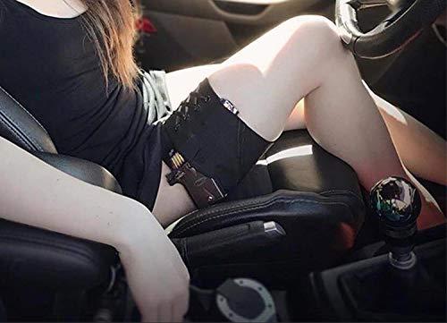 LIVIQILY Holster Black Thigh Holsters Woman Sexy Tactical Gun Garter...