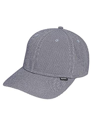 DJINNS - Sucker Piquee (black/white) - Flex Cap, Gr. L/XL