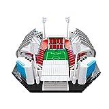 TARS 4657 bloques de construcción para estadios de fútbol famosos, compatible con Lego Creator Expert Old Trafford Manchester United 10272