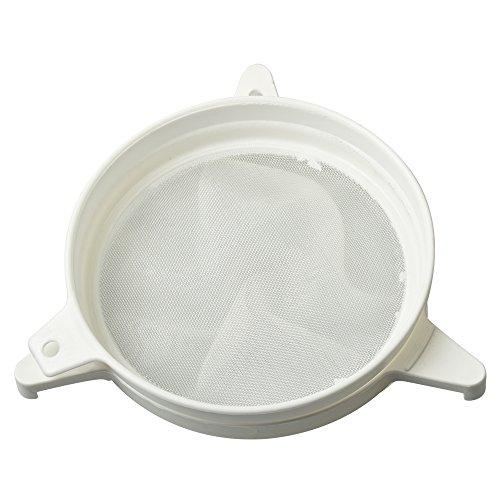 APIFORMES Passoire en Plastique Double Ø24 cm pour honige   Miel Récolte   Miel 7   Fournitures apicoles   imkerei   Abeilles  