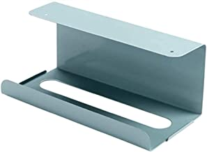 XYZMDJ Papieren handdoekhouder wandmontage voor thuis keuken - onder kast badkamer toilet tissue dispenser, roestvrij staa...