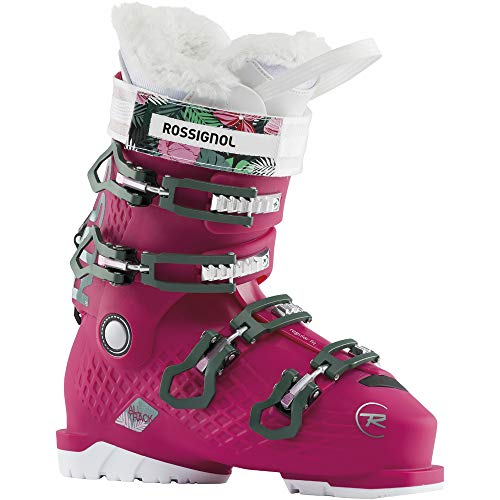 Rossignol All Track Skischoenen, dames, roze, 26